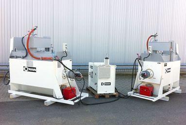 Maszyny i urządzenia do malowania dróg -Kotły do topienia mas termoplastycznych
