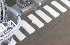 Multidotline system do                          malowania dróg
